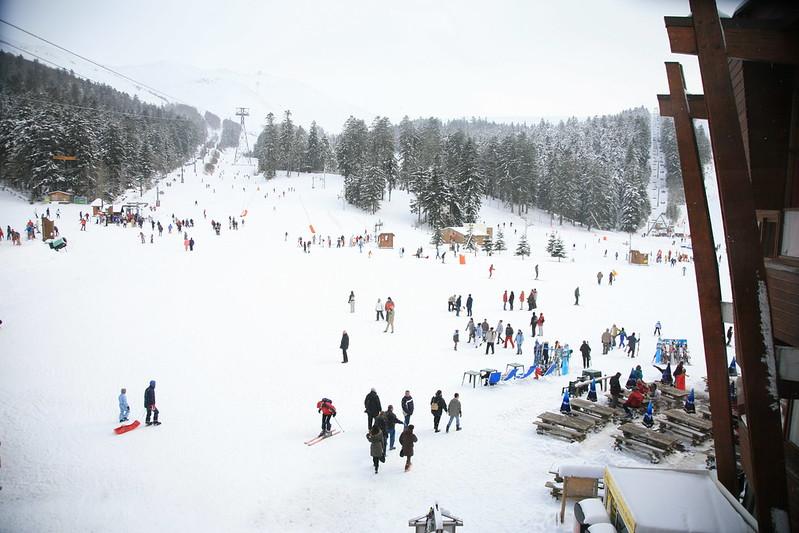Station de ski puy de dome