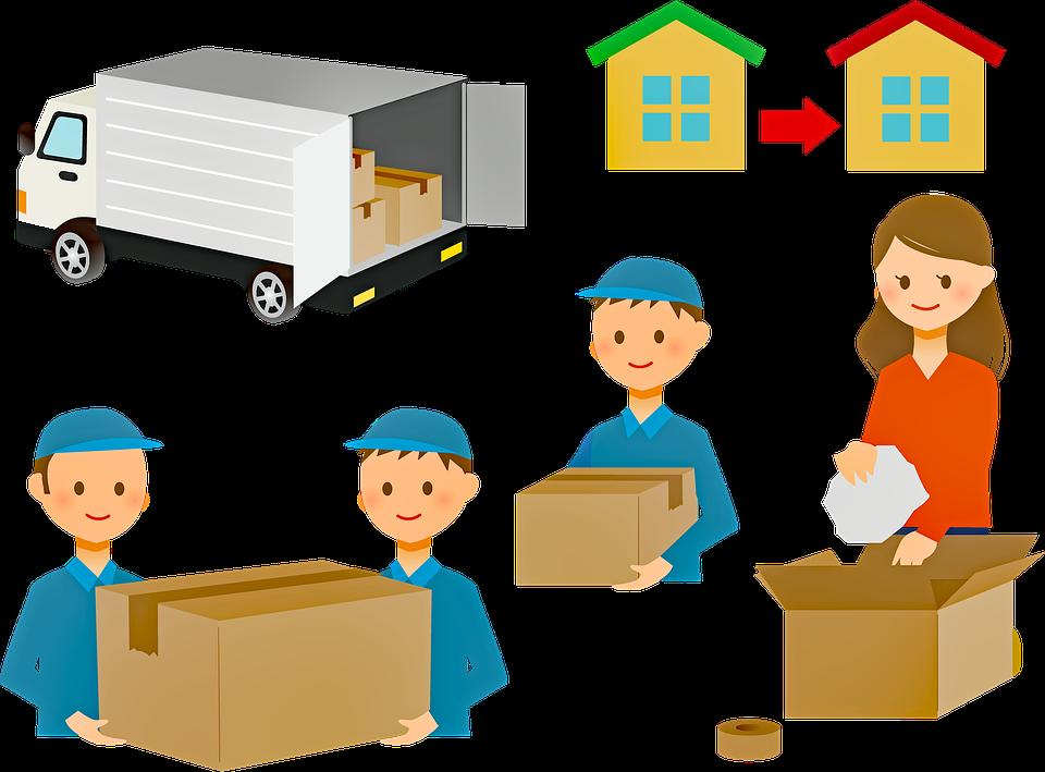 Tout ce qu'il y a à savoir sur les cartons de déménagement